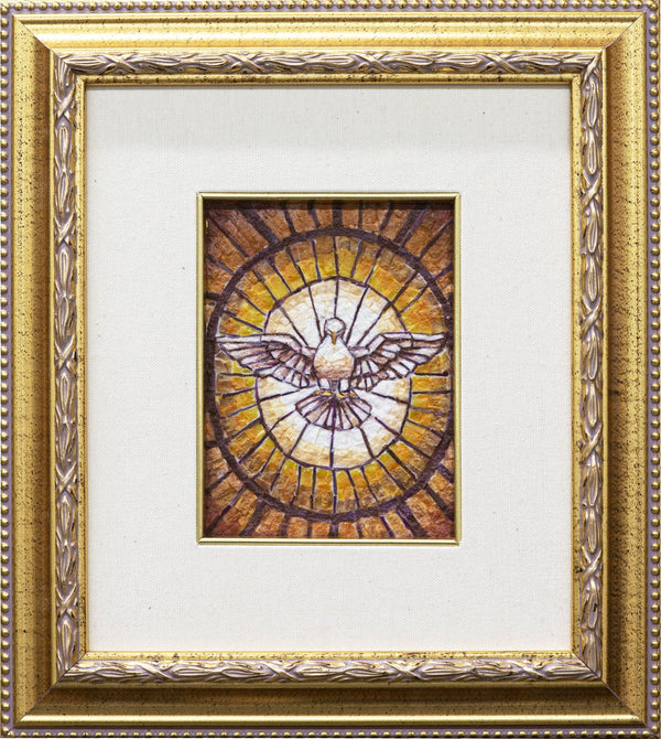 The Holy Spirit mosaic small