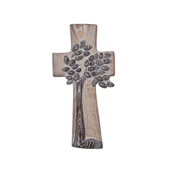 TREE OF LIFE - WALL CROSS - WOOD