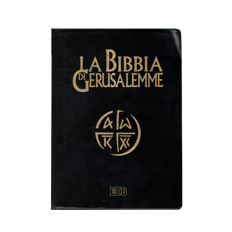 Bible with black cover