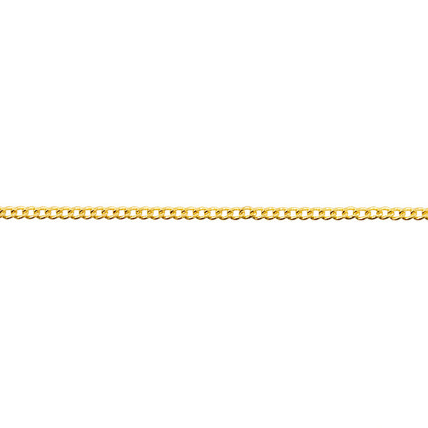 CURB - CHAIN - GOLD