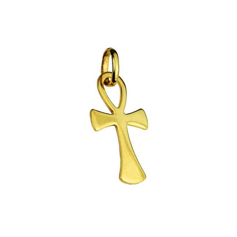 LIFE - PENDANT CROSS - GOLD