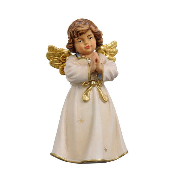 angel statue wood