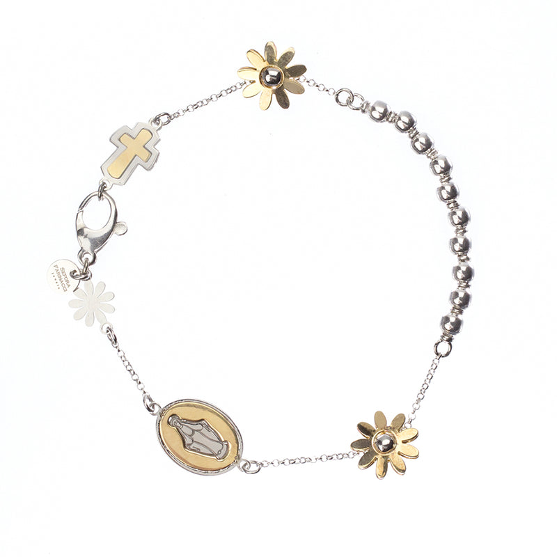 Savelli Collection rosary bracelet