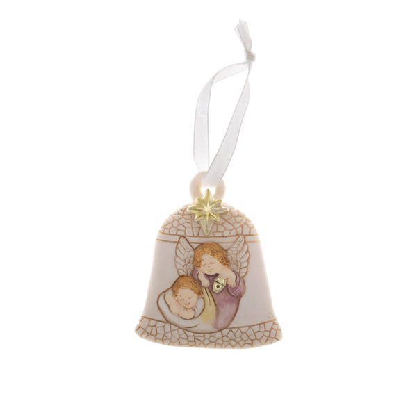 guardian angel christmas ornament