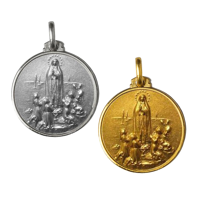 OUR LADY OF FATIMA - MEDAL
