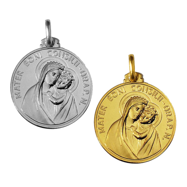 OUR LADY OF GOOD COUNSEL - MEDAL