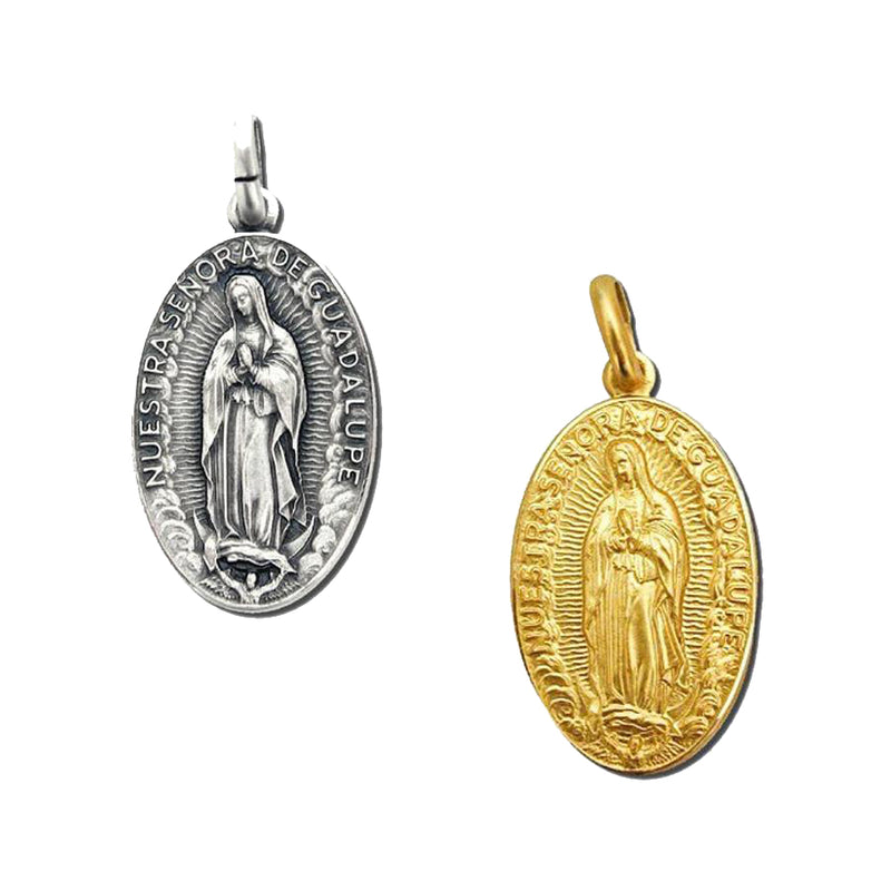 OUR LADY OF GUADALUPE - MEDAL