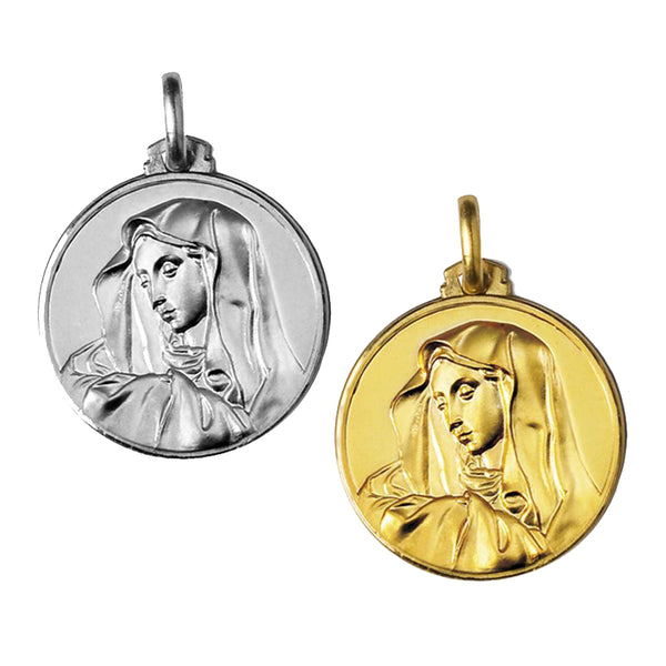 OUR LADY OF SORROWS - MEDAL