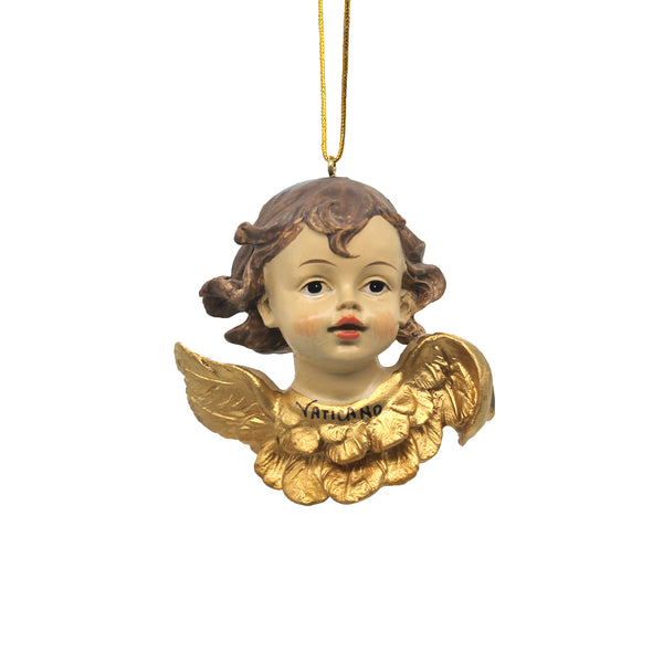 angel putto christmas tree decoration
