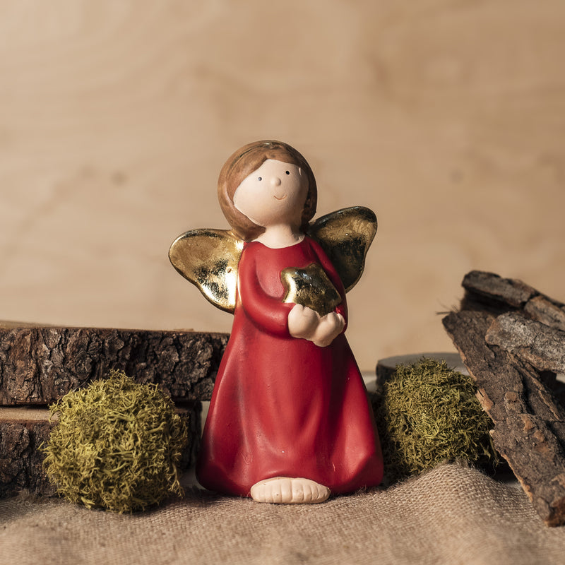 ANGEL - FIGURE - CERAMIC