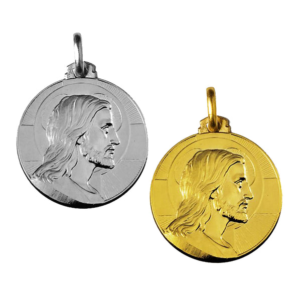 Christ the redeemer medal