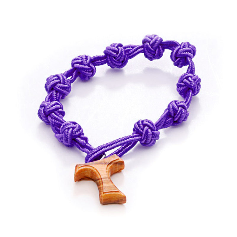 TAU - BRACELET AND KNOTS - ROPE
