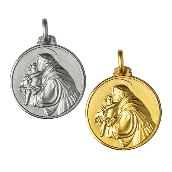 SAINT ANTHONY - MEDAL
