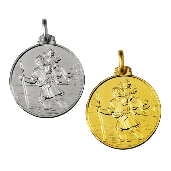 SAINT CHRISTOPHER - MEDAL