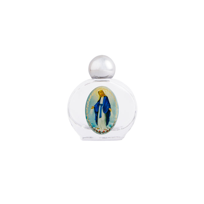 Miraculous madonna holy water