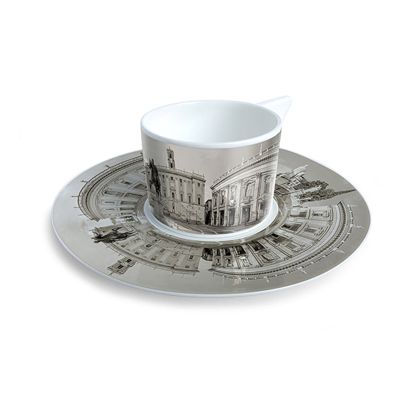 Capitoline hill coffee set
