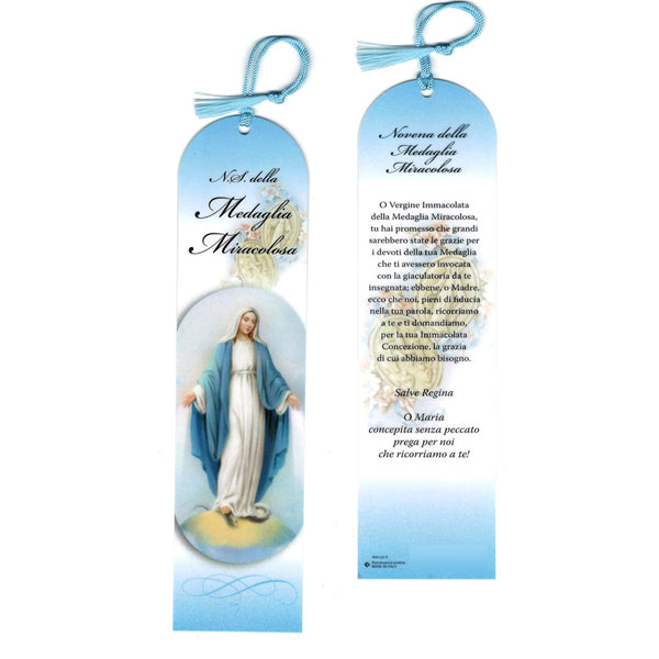 OUR LADY OF GRACE - BOOKMARK