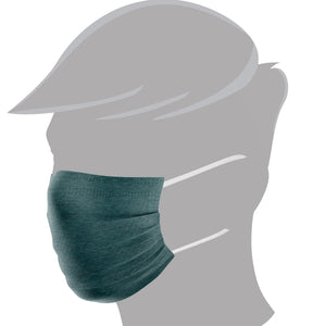 Capilano - Classic Dual-Layered Fabric Mask