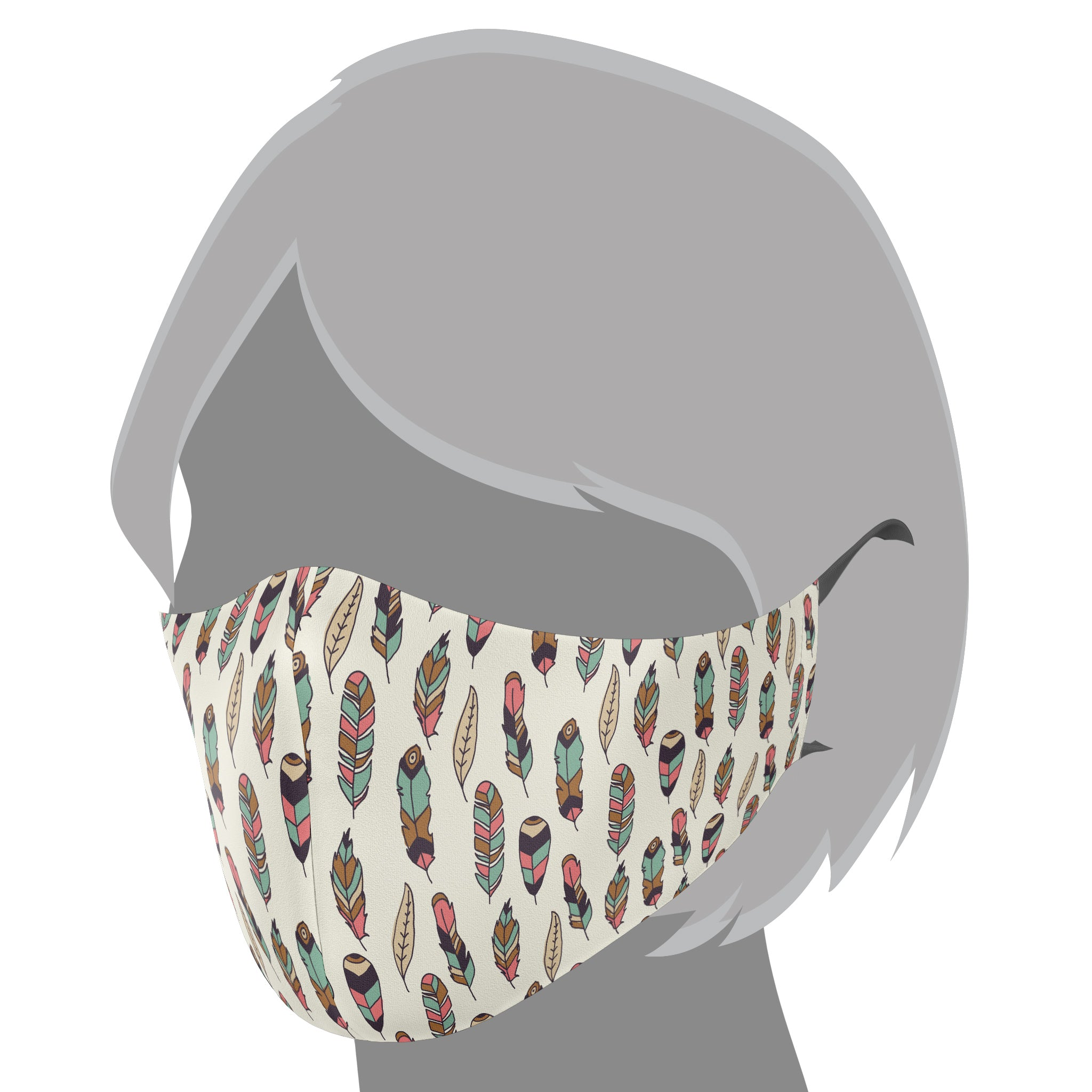 Kitimat - Dual-Layered Fabric Mask