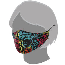 Load image into Gallery viewer, Kitimat - Dual-Layered Fabric Mask