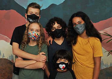 BraveFace | Organic and Recycled Fabric Masks | Ethically Manufactured,