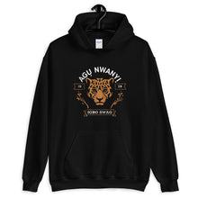 Load image into Gallery viewer, Agu Nwanyi ( Leopardess) - Igbo inspired Hoodie