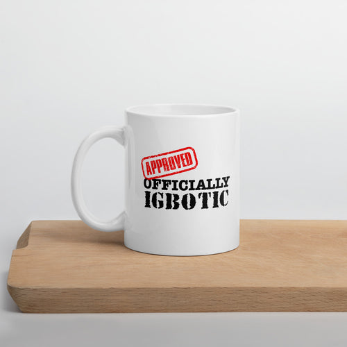 Officially Igbotic - Igbo Inspired Mug