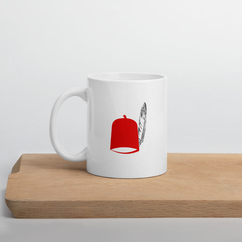 Igbo Chieftaincy Cap - Coffee Mug
