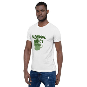 Palm Wine addict - Nkwu enu - Igbo inspired Short-Sleeve Unisex T-Shirt