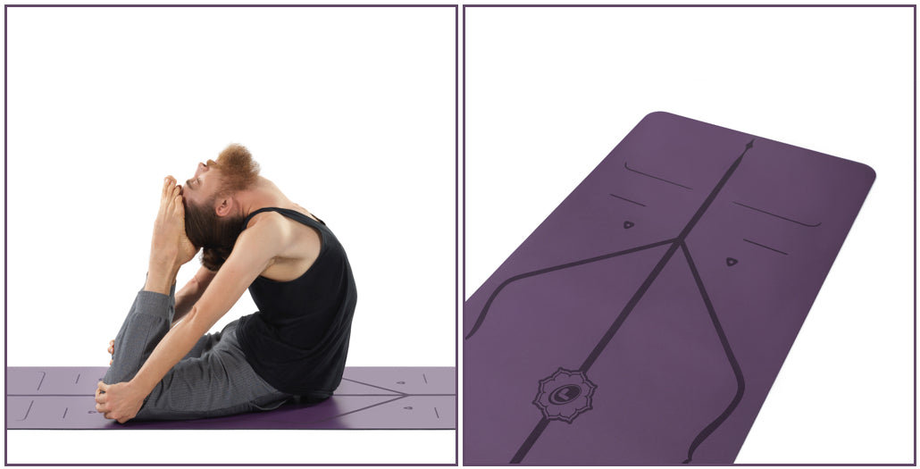Liforme Purple Earth Mat