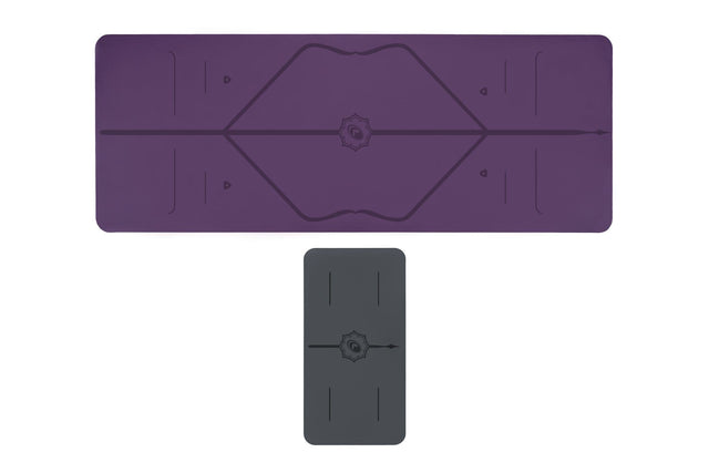Liforme Yoga Mat and Yoga Pad Bundle image 29