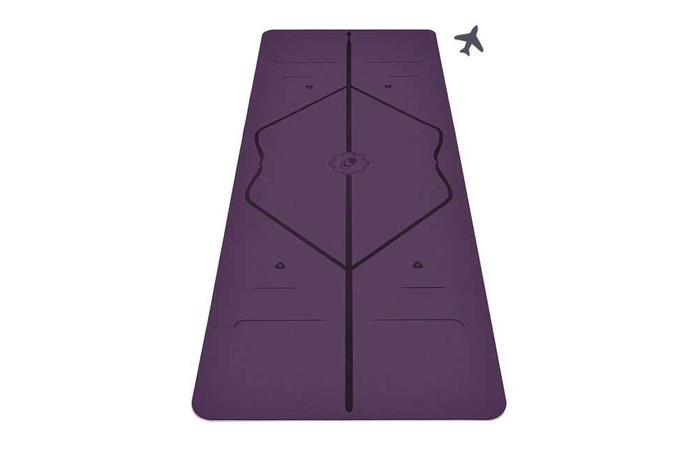 Liforme Travel Mat - Purple Earth image 7