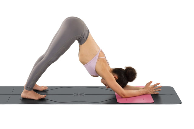 Liforme Travel Mat and Yoga Pad Bundle image 2
