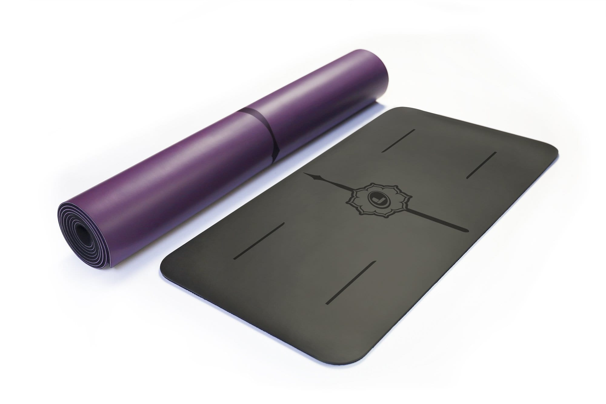 Liforme Yoga Mat and Yoga Pad Bundle