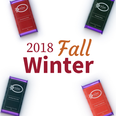 Introducing... The 2018 Fall & Winter Collection!