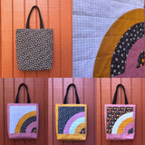 halloween tote - trick or chic no.2
