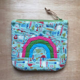 rainbow pouch - weekend chef