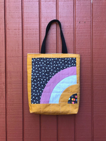 halloween tote - trick or chic no.1