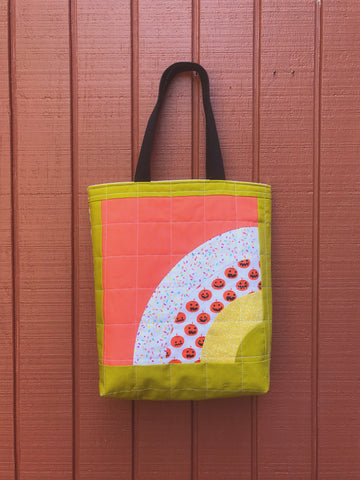 halloween tote - trick or sweet no.1