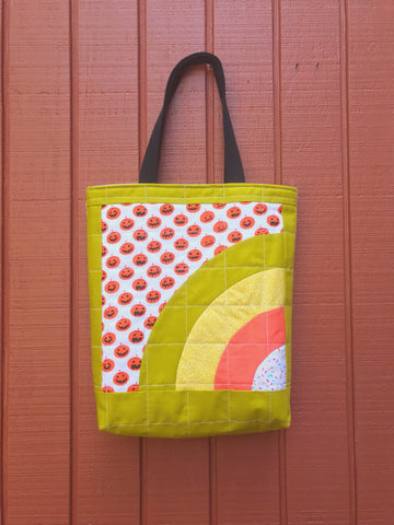 halloween tote - trick or sweet no.2