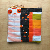 halloween pouch - little witch
