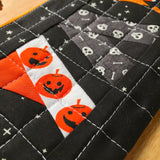 halloween pouch - hip hip booyay