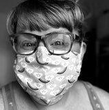 the male gays no.4 | cotton mask