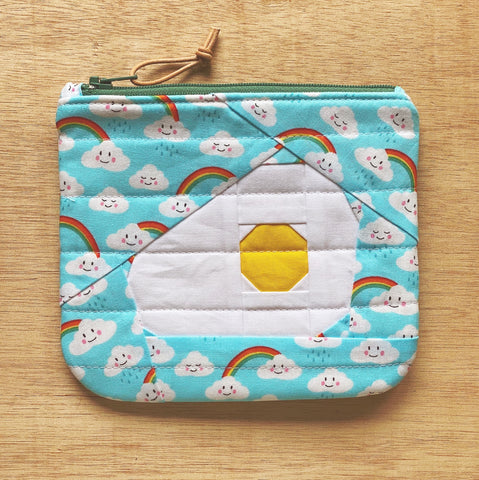 egg pouch - sunny side up