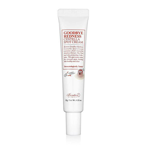 КРЕМ ПРОТИВ АКНЕ  Benton Goodbye Redness Centella Spot Cream 15г