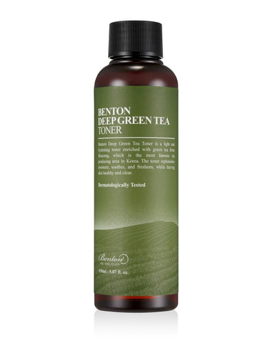 ТОНЕР ЗА ЛИЦЕ Benton Deep Green Tea Toner 150мл
