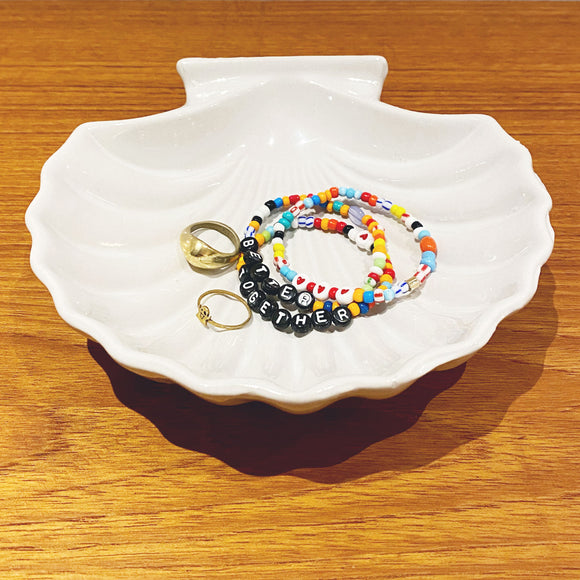 Ceramic Shell Dish
