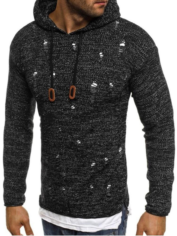 Pull Homme Capuchon Standard Slim