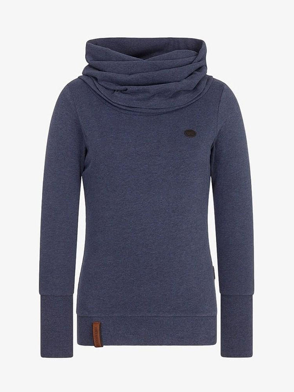 Sweat-shirt Femme Pure Manches Longues Standard