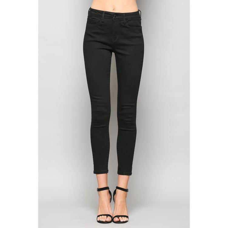 Negative Space Skinny Jean - Sayre's Eden Boutique
